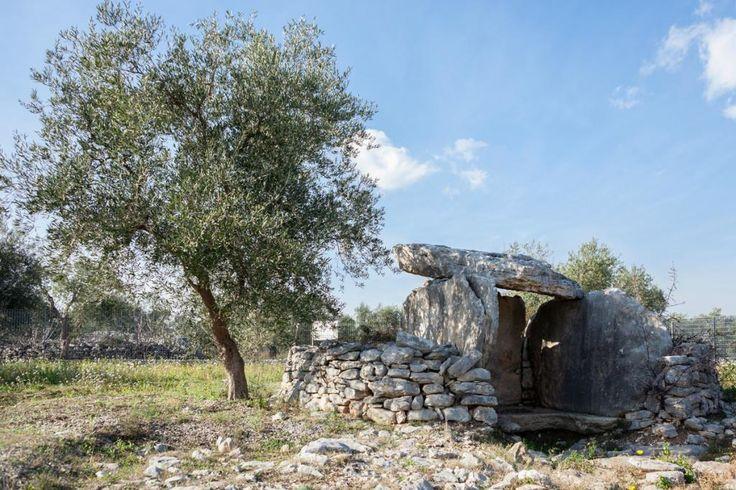 Urmenschen lebten in Apulien