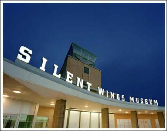 $5 / $2Photo of Silent Wings MuseumSilent Wings Museum Address: 6202 N I-27, Lubbock, TX 79403 Phone Number: (806) 775-3049