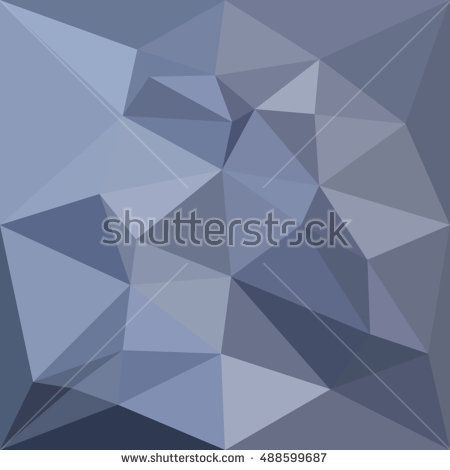 Low polygon style illustration of a black coral blue abstract geometric background. #abstractbackground #lowpolygon #illlustration