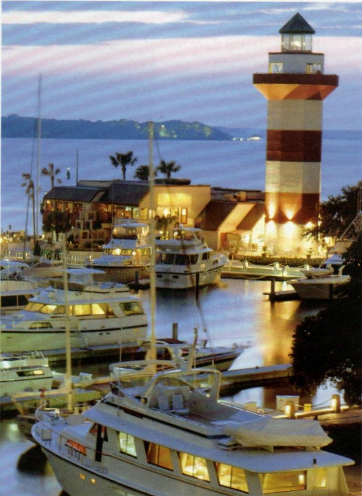 Harbour Town, Sea Pines Plantation, Hilton Head Island, SC