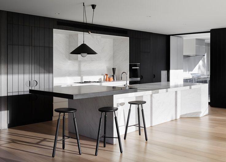 MAH Residence: Modern Sleek Interior with a Sense of Balance
