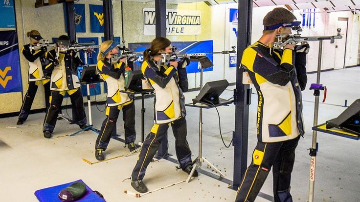 WVU Rifle Team | 2018 The West Virginia University rifle team (WVU) kept their No. 1 spot in the first College Rifle Coaches Association (CRCA) rankings of 2018.