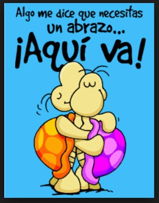 Abrazo...