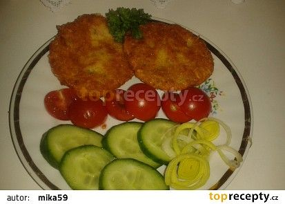 Sýrovo-šunkové placičky recept - TopRecepty.cz