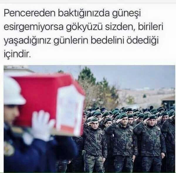 Allah razı olsun sizden. #türkaskeri #türkpolisi #vatansevdası