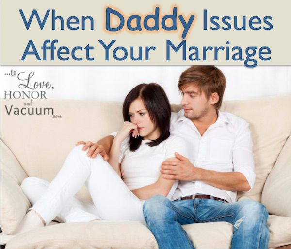 Christian dating someone with father issues