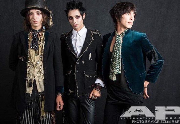 152 Best Palaye Royale Images On Pinterest