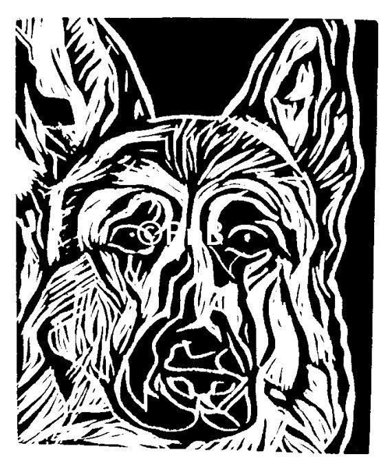 Linoleum Print Designs 17 Best images about P...