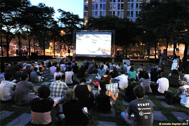 Montreal's Old Port Is Hosting Free Outdoor Fantasia Fest Movies This Weekend   MTL Blog