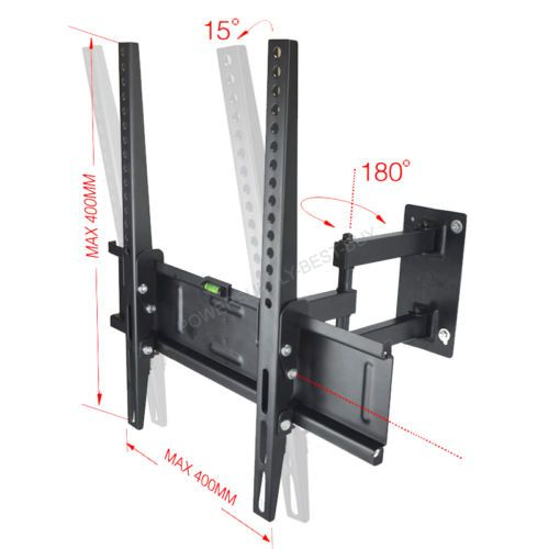 "#Corner lcd led 3d tv wall #bracket mount tilt swivel 26 32 40 42"" for #samsung l,  View more on the LINK: 	http://www.zeppy.io/product/gb/2/141638286114/"