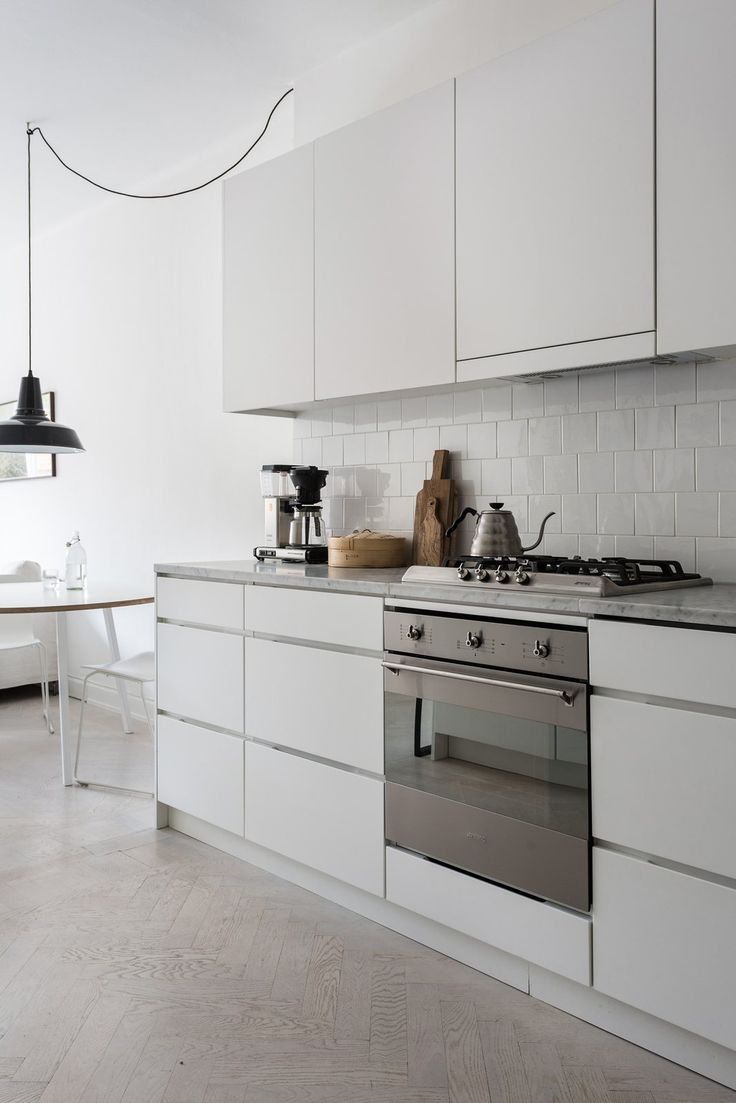7 best kitchen images on Pinterest | White kitchens, Arquitetura and ...