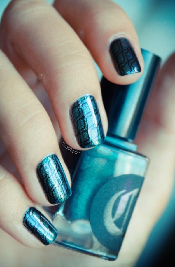 EPOCH      Cirque: Makeup Nails, Nail Polish, Beautiful Nails, Fun Nails, Finger Toenails, Epoch Cirque5 Jpg 600 915, Green Nails, Nail Art, Fantastic Nails