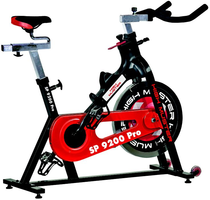 shopping High Muster Bici Spinning SP 9200 Pro http://www.sportiamoweb.com/attrezzature/spin-bike/