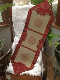 10 minute table runner blog - Google Search
