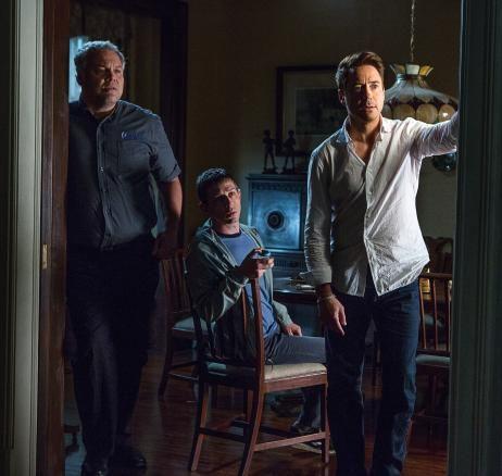 #VincentDOnofrio e #RobertDowneyJr in #TheJudge dal 23 ottobre al cinema.