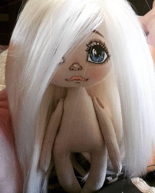 #кукла #кукларучнойработы #творчество #ручнаяработа #подарок…