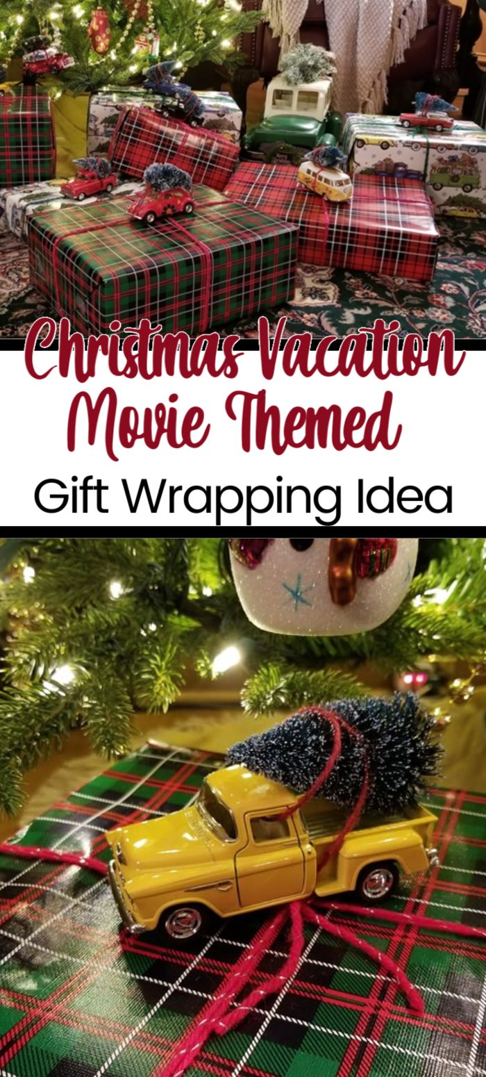 Christmas Decorating & Gift Wrapping Update Christmas