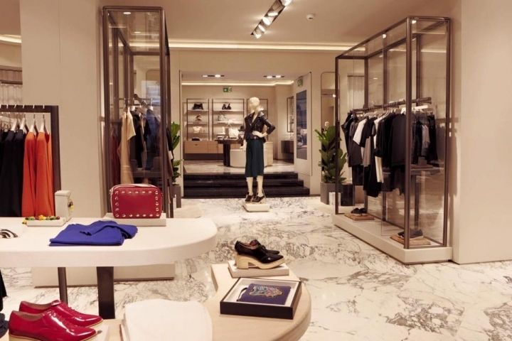 Uterqüe Flagship Store, Madrid – Spain » Retail Design Blog