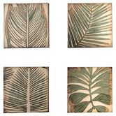 Found it at Wayfair - Palm Leaf Graphic Art on Plaque
