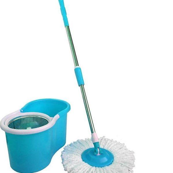 38 Discount On Spin Mop Bucket Set Spin Mop Microfiber Mops Mops