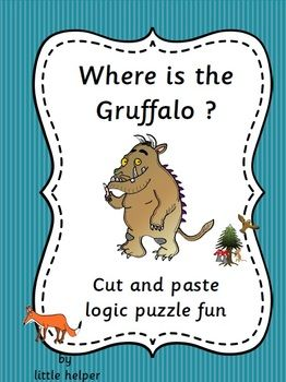 Where is the Gruffalo?