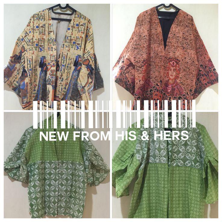 Batik printed