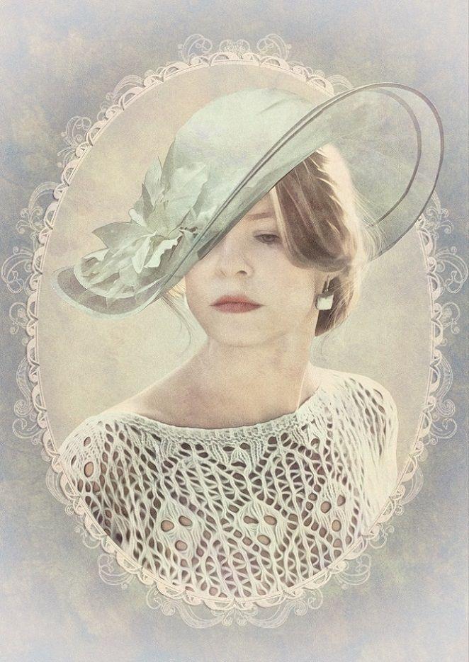 Просмотреть иллюстрацию Винтажный портрет из сообщества русскоязычных художников автора Anzhelika  Avi в стилях: CG, Другое, Мода и красота, нарисованная техниками: Коллаж / Монтаж, Компьютерная графика, Растровая (цифровая) графика.