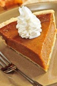 Gluten Free Pumpkin Pie Recipe: http://glutenfreerecipebox.com/gluten-free-pumpkin-pie-recipe/ #glutenfree