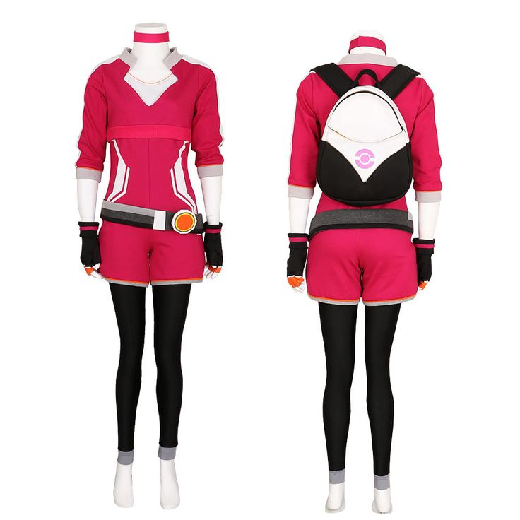 Pokemon Go Trainer Team Valor Instinct Mystic Cosplay Costume