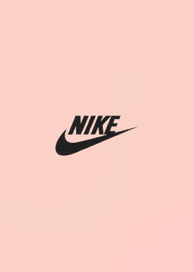 Pink Nike Wallpaper Pink Nike Wallpaper Light Pink Walls Pink Wallpaper Iphone