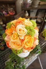 ウェディングドレス ブーケ オレンジ - Google 検索