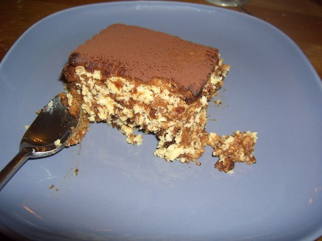 Petits beurres cake (le gateau aux petits beurres) (in English)