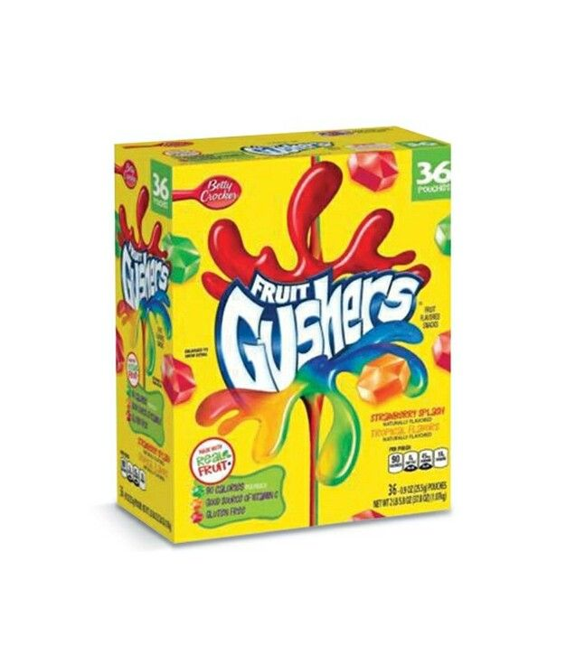 Fruit Gushers available at FoodQB.com