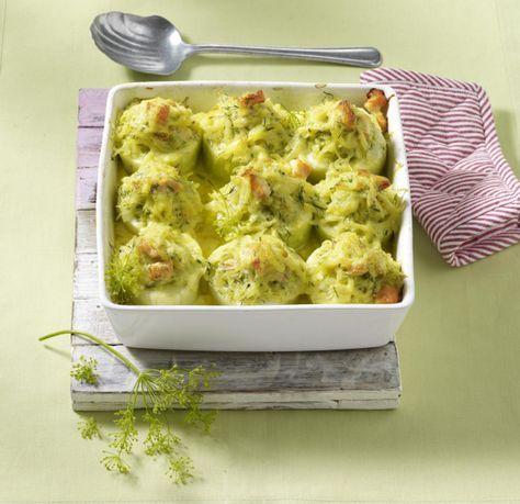 Unser beliebtes Rezept für Schmorgurken-Lachs-Kartoffelauflauf und mehr als 55.000 weitere kostenlose Rezepte auf LECKER.de.