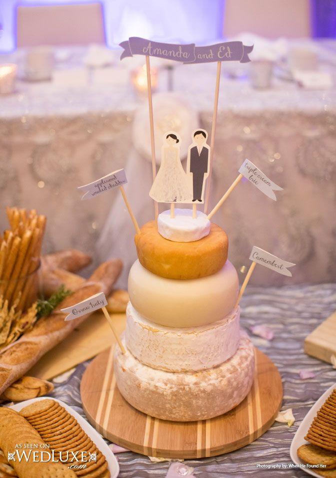 piece montée fromage: perfection