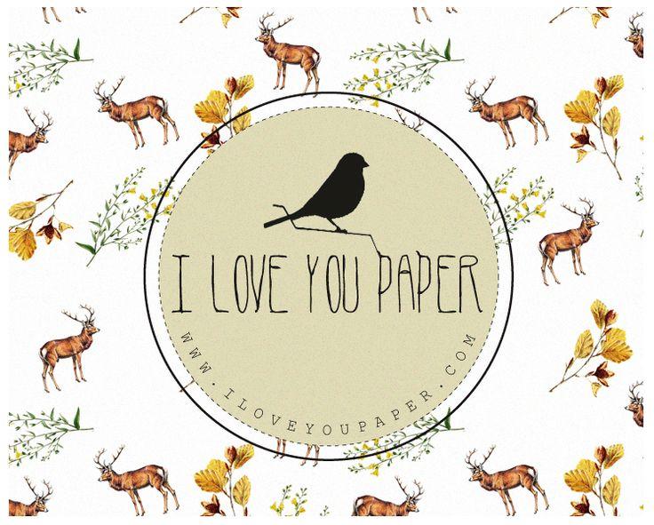 I LOVE YOU PAPER revêt sa veste d'Automne sur www.iloveyoupaper.com