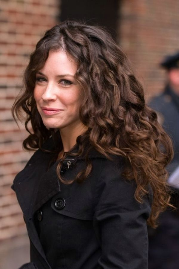 evangeline lilly with both - photo #45