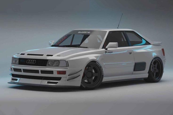 Prior Design Audi Rally Body Kit Audi Coupe Audi Audi Motorsport