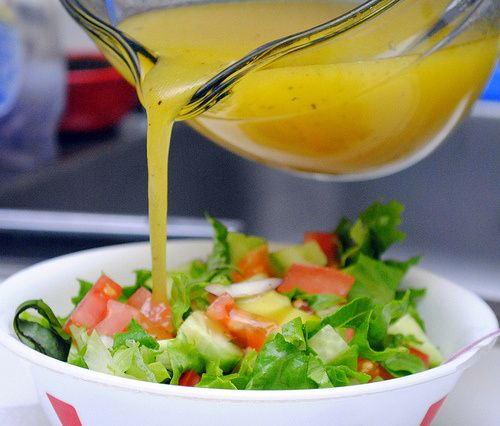 Biggest Loser Whitehouse Salad