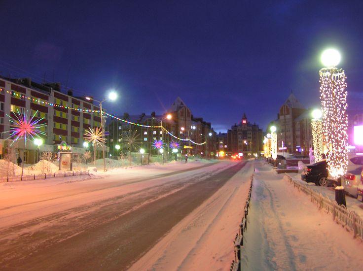 ЯНАО, Салехард 2014