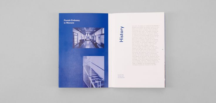 Embassy Of Finlad in Warsaw brochure
