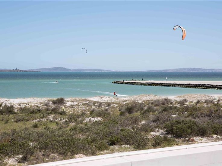 134 Beach Road - No better location than this.  Ideal family retreat, kiters paradise and long strolls on the beach . Enjoy sundowners while taking in the amazing view of the lagoon! ... #weekendgetaways #langebaan #westcoast #southafrica
