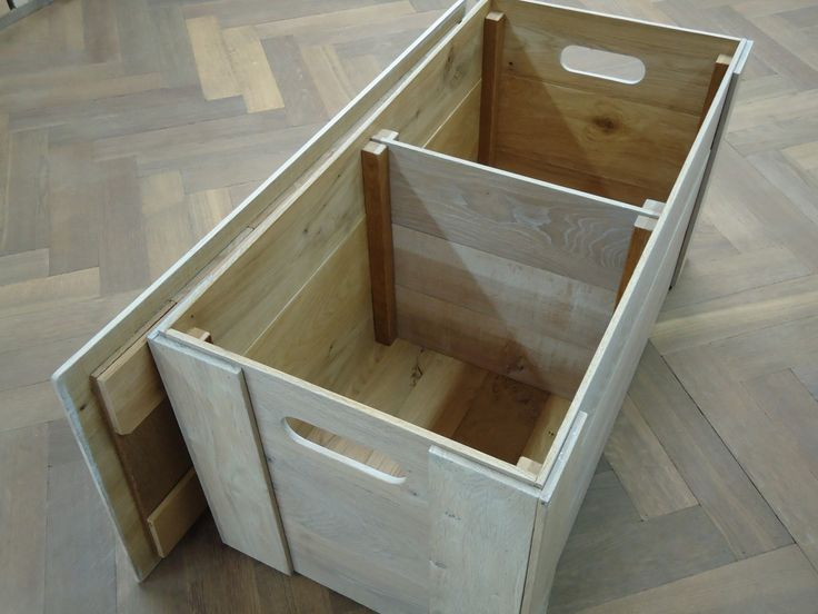 houten kist salontafel www.robuustemeubels.nl