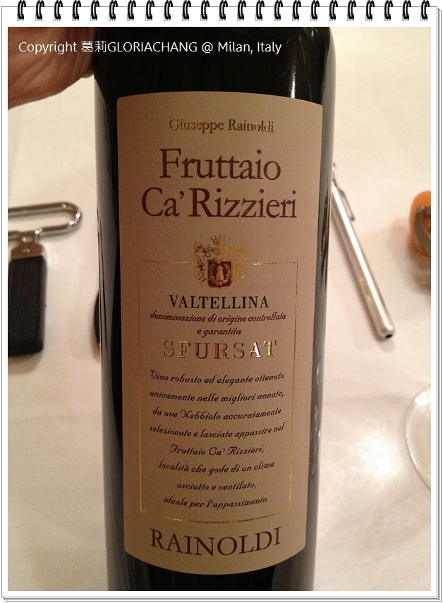 2007 is a good vintage for Valtellina!