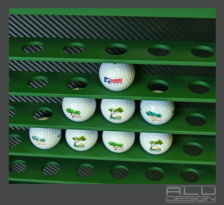 Plans To Build A Golf Ball Display Case