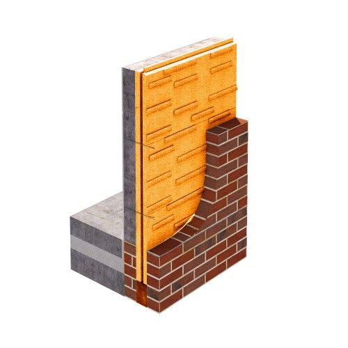 Cavity, insulation, fulfil, masonry wall, fluted face, tongue and groove boards, T&G, interlocking, A+ rated in BRE Green Guide, Technical resources.