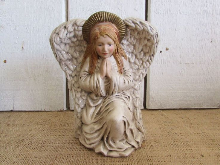 "Walnut Ridge Collectible ""Elizabeth Angel"" 1995, Walnut Ridge Collectible Angel"