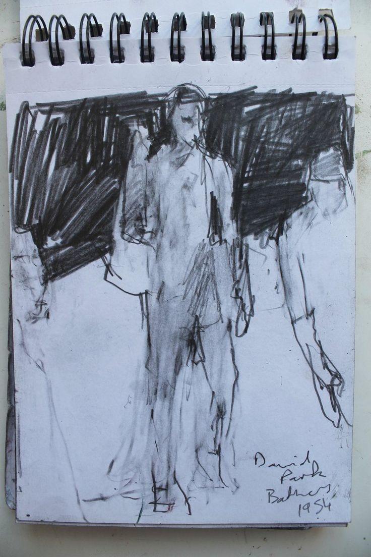 David Park Drawings