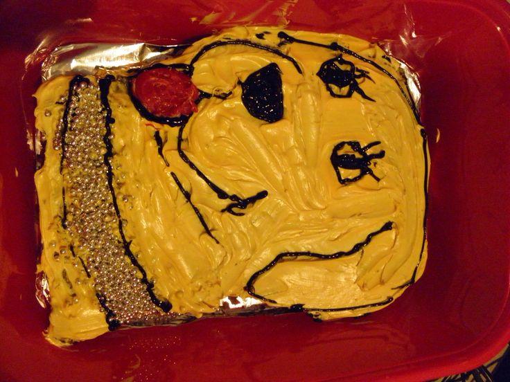 Labrador cake