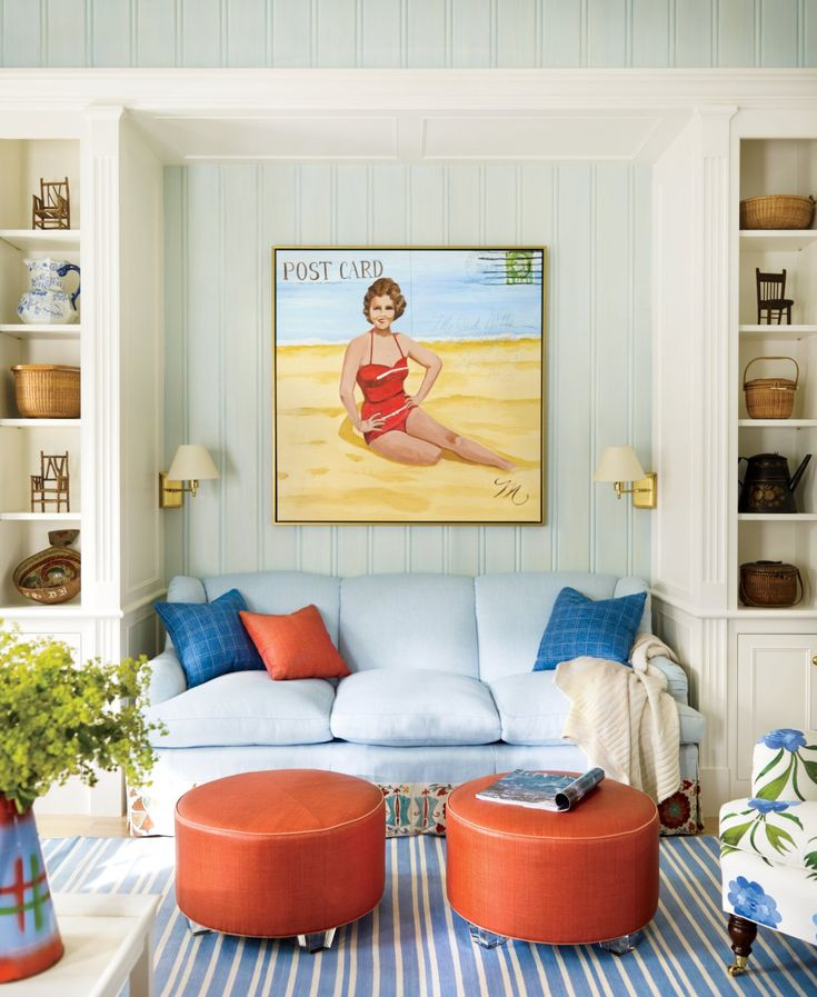5 Coziest Coastal Rooms of All Time